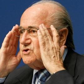 Блаттер перед выборами в ФИФА