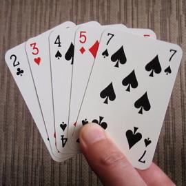 Комбинации дро покер