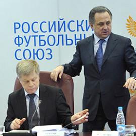 Мутко станет главой РФС?
