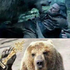 Ставка на номинацию лучшая мужская роль - Леонардо ДиКаприо, фильм «Выживший», коэффициент 1.01