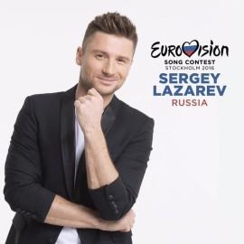 Сергей Лазарев Евровидение Россия 2016 год