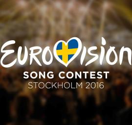 Евровидение 2016 год Швеция