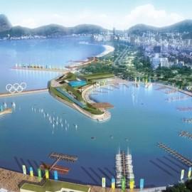 Копакана пляж в Бразилии, который примет Олимпиаду 2016 года