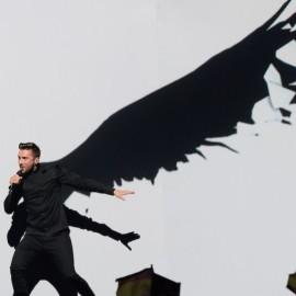Сергей Лазарев в финале Евровидения 2016 года