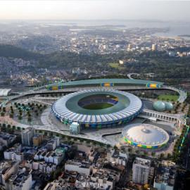 Стадион Маракана стадион открытия Олимпиады 2016 года
