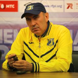 Курбан Бердвев главный тренер ФК Ростов 2016
