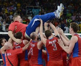 Сбоная России на Олимпиаде в Рио