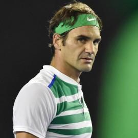 Australian Open, полуфинал: Федерер - Вавринка, 26 января 2017 год